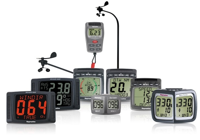 Raymarine Wireless Range